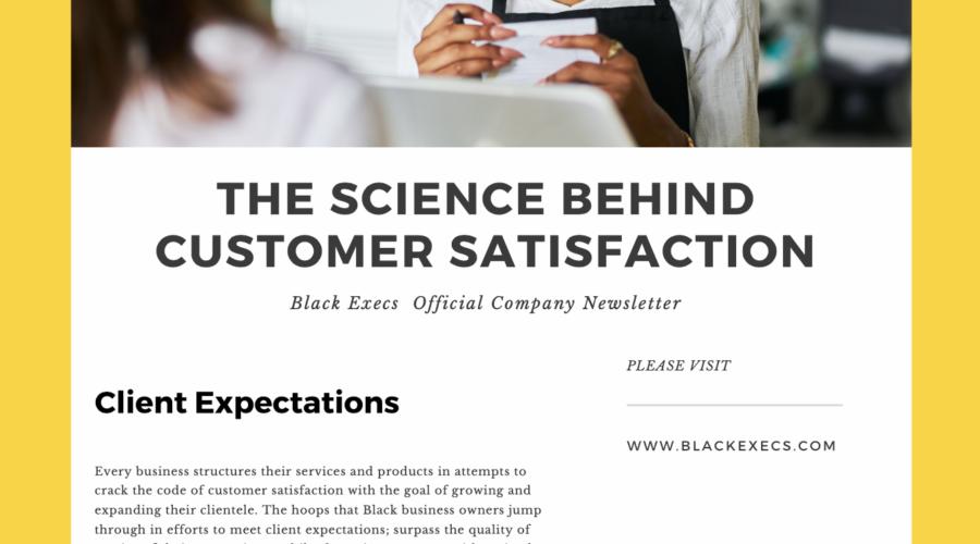 The Science Behind Customer Satisfaction