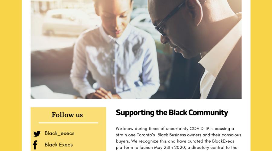 Welcome to the BlackExecs Platform