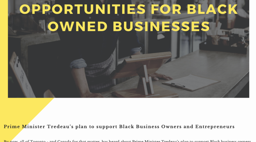 Opportunities for Black Owned Businesses