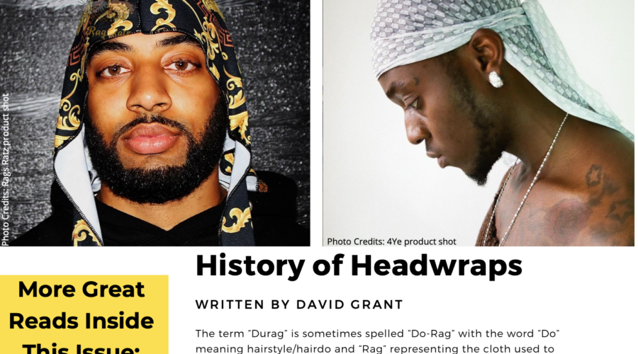The Du-Rag: How a Beautiful Cultural Headwrap Became Associated with Gangsterism